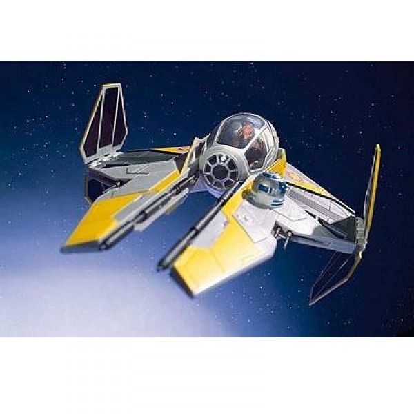 Maquette Star Wars : Easy Kit : Anakin's Jedi Starfighter - Revell-06650