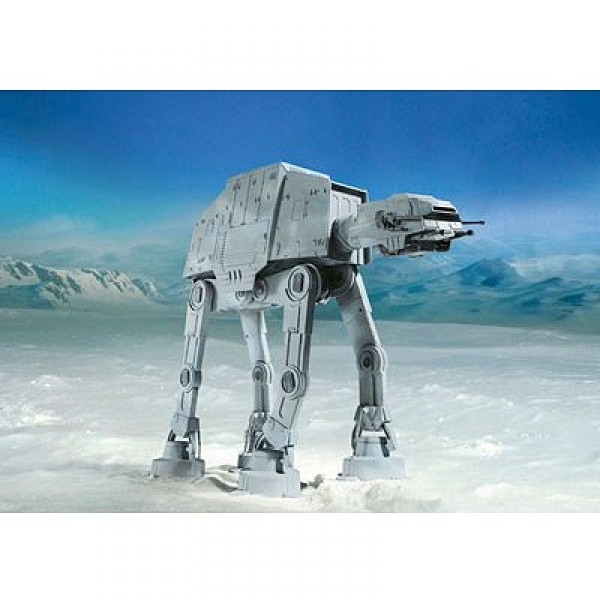 Star Wars - Easy Kit : AT-AT - Revell-06662