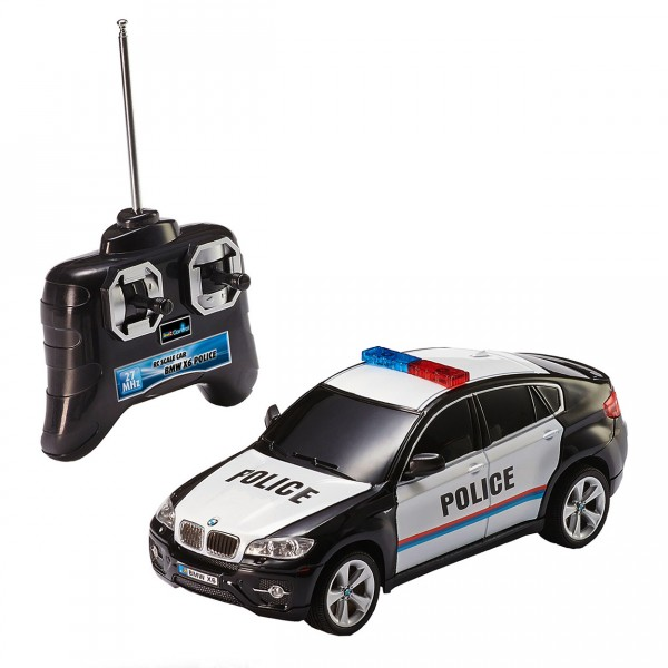 Voiture radiocommandée : BMW X6 Police - Revell-24655