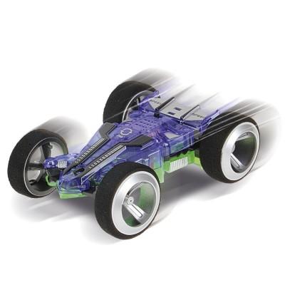 voiture radiocommand e stunt car two side verte bleue revell rue des maquettes. Black Bedroom Furniture Sets. Home Design Ideas