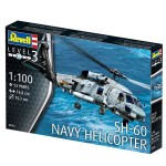 Maquette helicoptère : SH-60 Navy Helicopter