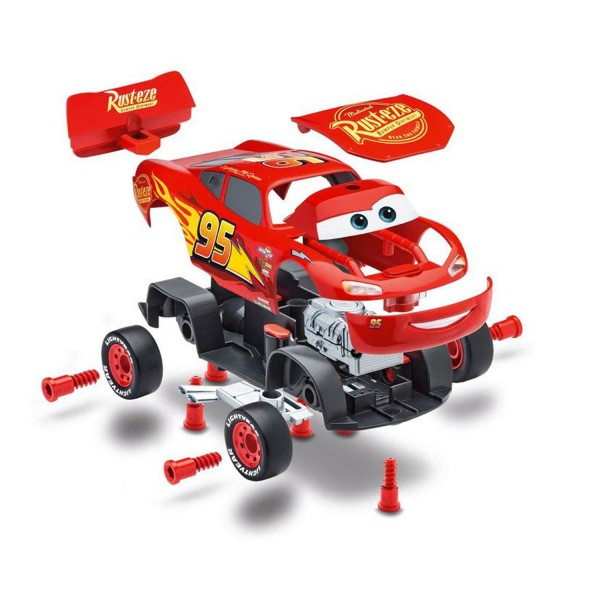 Kit junior : Lightning McQueen Cars - Revell-00860