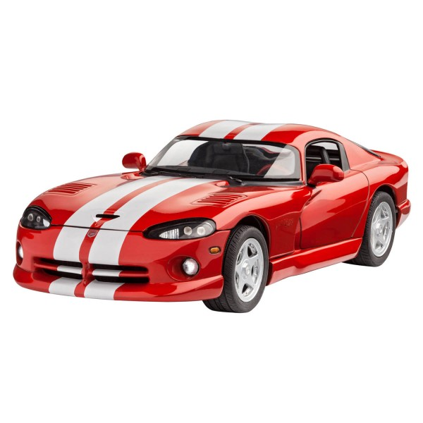 Maquette voiture : Dodge Viper GTS - Revell-07040