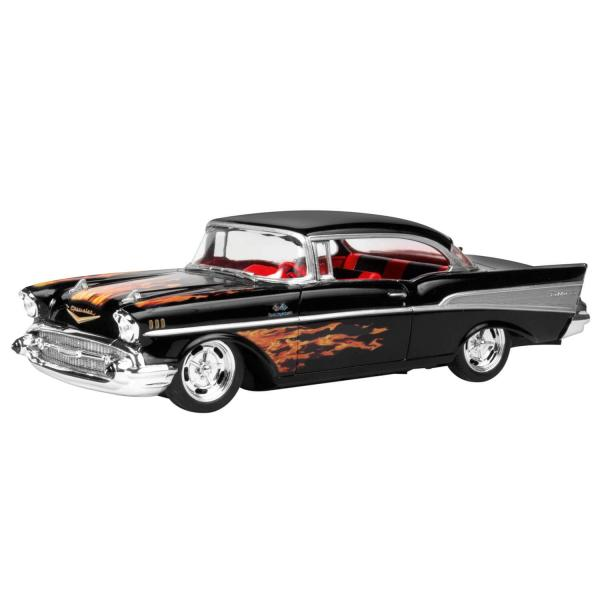 Maquette voiture : Snaptite max : 1957 Chevy Bel Air - Revell-11529