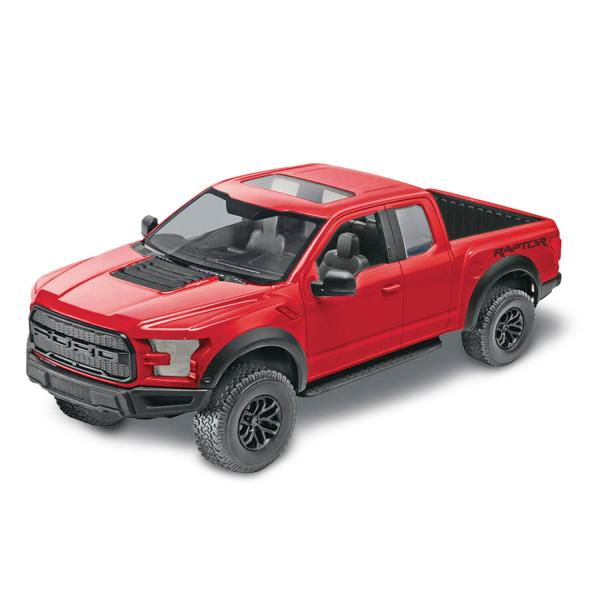 Maquette voiture : Snaptite : 2017 Ford F-150 Raptor - Revell-11985