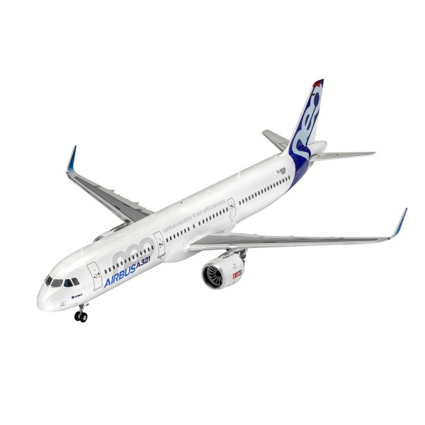 Maquette avion : Airbus A321 Neo - Revell-04952