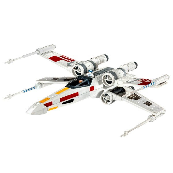 Maquette Star Wars : Model Set : X-wing Fighter - Revell-63601