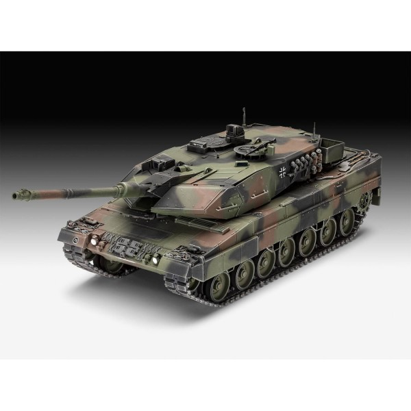 Maquette char : Leopard 2A6/A6NL - Revell-3281