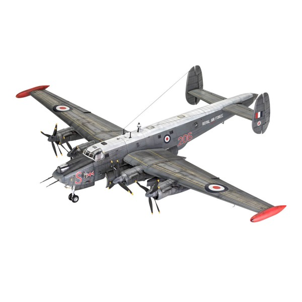 Maquette avion militaire : Avro Shackleton MR.3 - Revell-3873