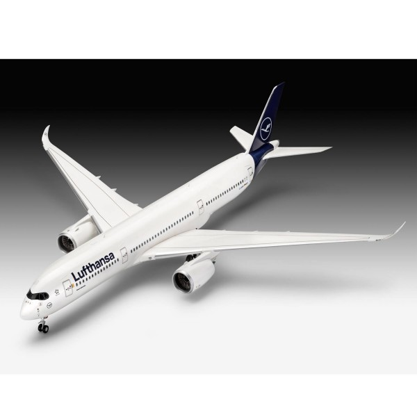 Maquette avion : Airbus A350-900 Lufthansa New Livery - Revell-03881