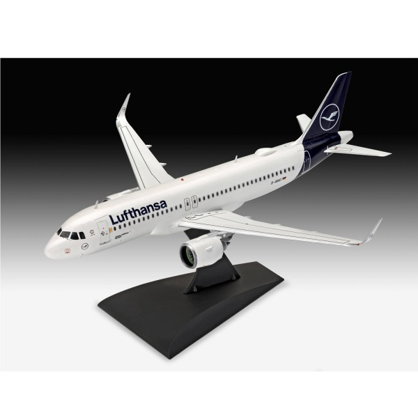 Maquette avion : Airbus A320 Neo Lufthansa - Revell-03942