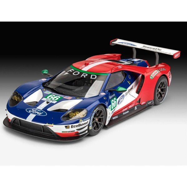 Maquette voiture : Ford GT Le Mans 2017 - Revell-7041