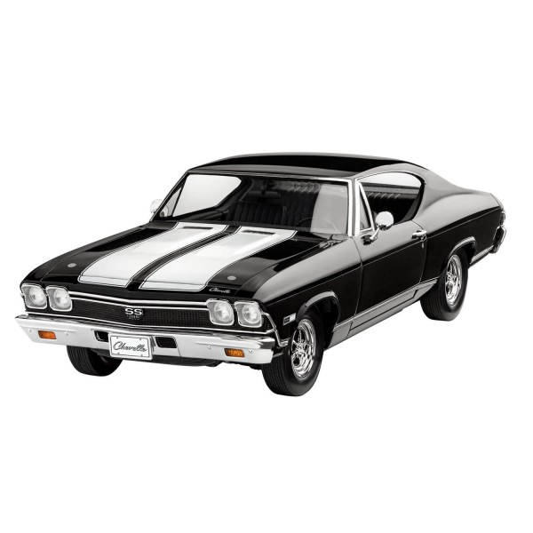 Maquette Voiture : Chevy Chevelle 1968 - Revell-7662