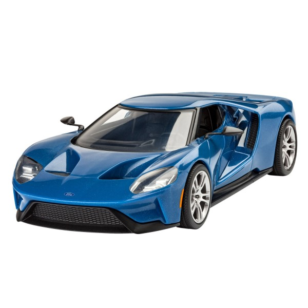 Maquette voiture : Model Set Easy-Click : Ford GT 2017 - Revell-67678