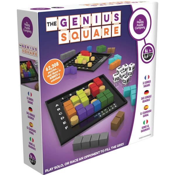 The Genius Square - RivieraGames-HPCGNS