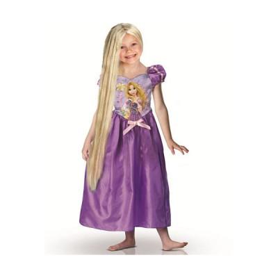 D guisement raiponce panoplie classique storytime avec perruque 3 4 ans jeux et jouets - Reponse la princesse ...