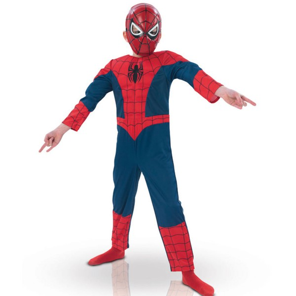 Déguisement Spiderman Muscle 3/4 ans - Rubies-154635S