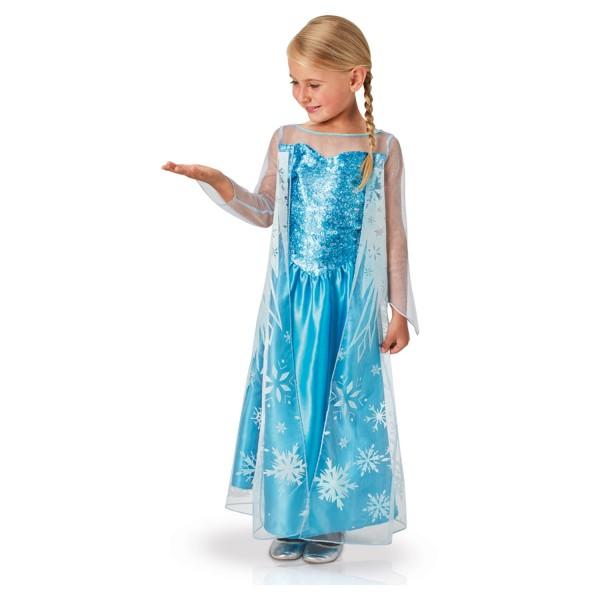 dguisement la reine des neiges frozen robe elsa 78 ans - Robe Anna Reine Des Neiges