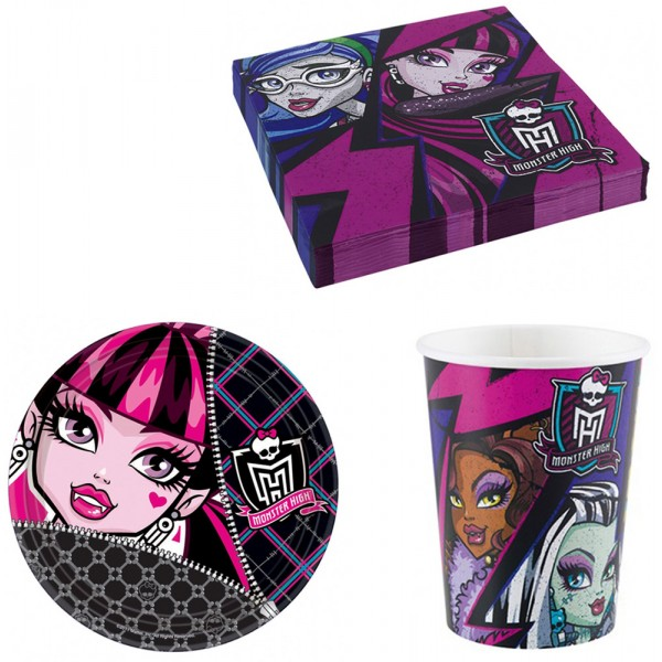 Pack Anniversaire Monster High - KIT00176