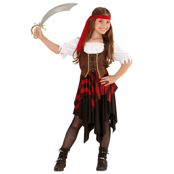 Déguisement Pirate - Fille - 05596-parent