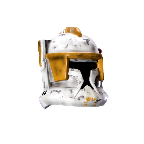 Masque Clonetrooper Commander Cody™ (Star Wars™ - Clone Wars™) Pvc -Adulte - 4531