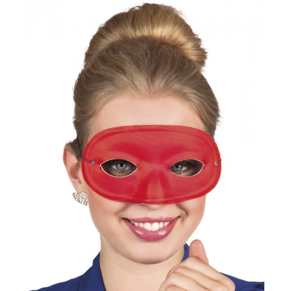Masque Loup Rouge - Adulte - 00327