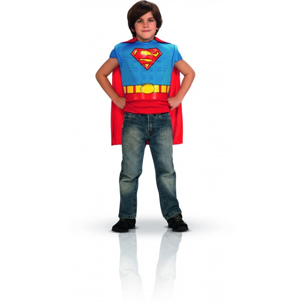 Kit de déguisement Superman™-Enfant - 885101-Parent