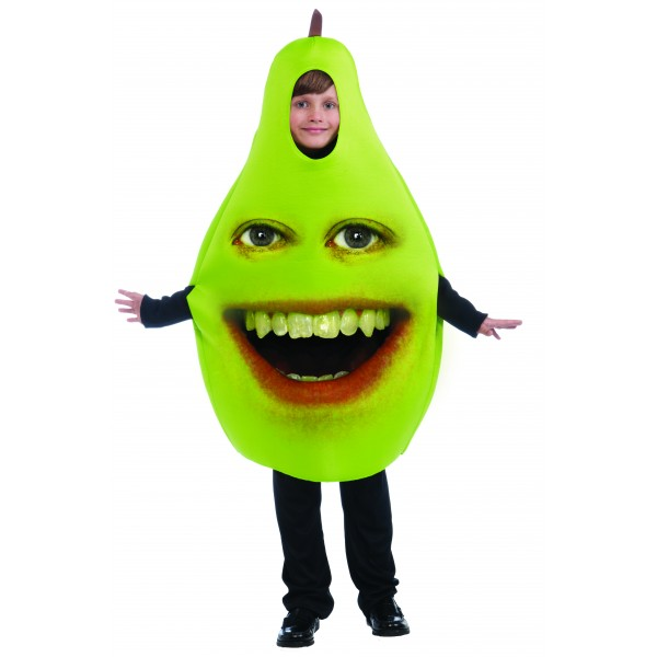 Déguisement ado de Poire™ - The Annoying Orange ™ - 68850