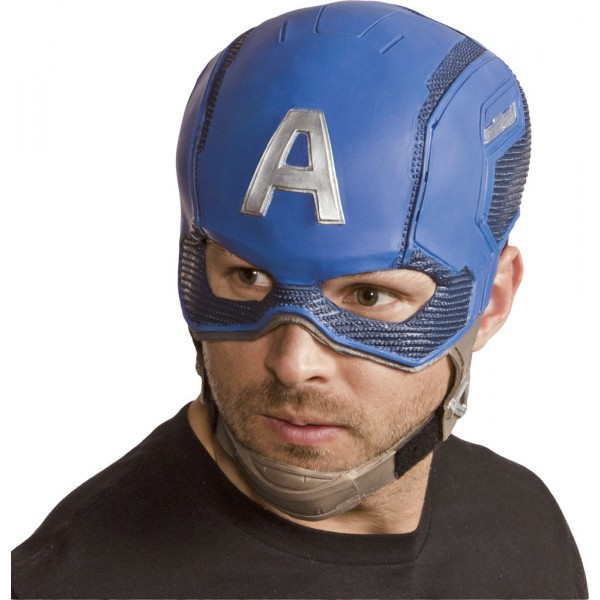 Casque de Captain America™ - Marvel™ - Adulte - I-32705