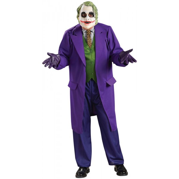 Déguisement Joker™ Deluxe (Batman™ The Dark Knight™) - Adulte - parent-1312