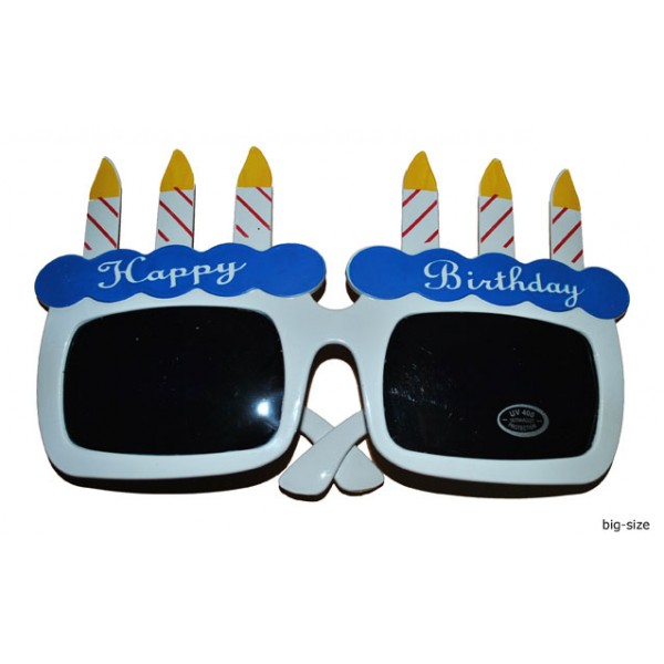 Lunettes Happy Birthday - 60796