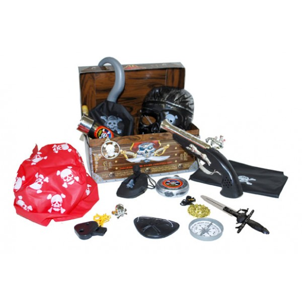 Coffret De Pirate - 50538