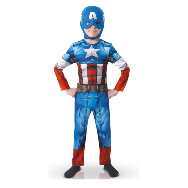 Déguisement Captain America™ - Avengers Assemble™ - Rubies-610261-Parent