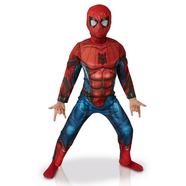 Assortiment : Déguisement luxe : Spiderman Homecoming - I-630845-Parent