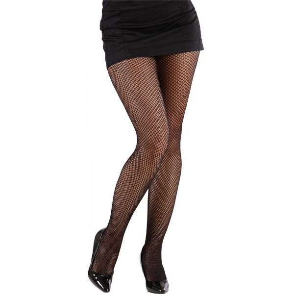 Collants Résille Noir - 2061N