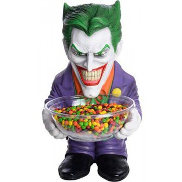 Figurine Joker™ - Distributeur de confiseries - DC Comics™ - 68538