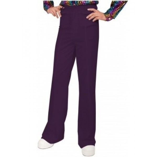 Pantalon Boris Violet - parent-15957