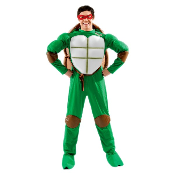 Déguisement Tortue Ninja® Mutante - Adulte - parent-1405