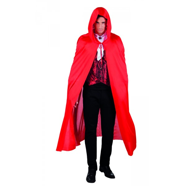 Cape De Vampire Rouge - Halloween - 96937