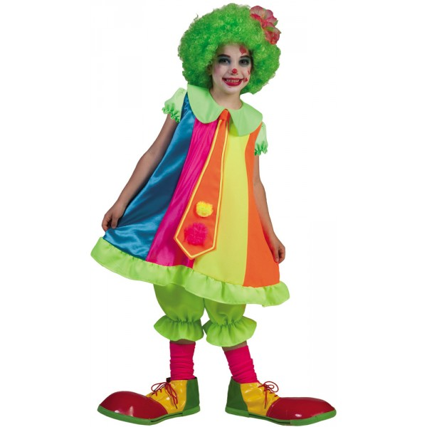 Déguisement Silly Billy le Clown - Enfant - parent-22094