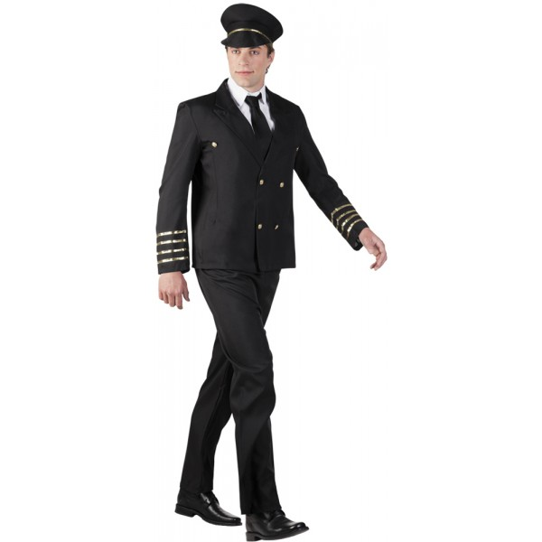 Costume Pilote de l'Air - Homme - parent-16338