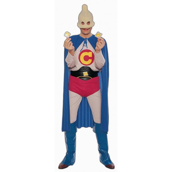 Costume de Capitaine Condom - 50970-Parent