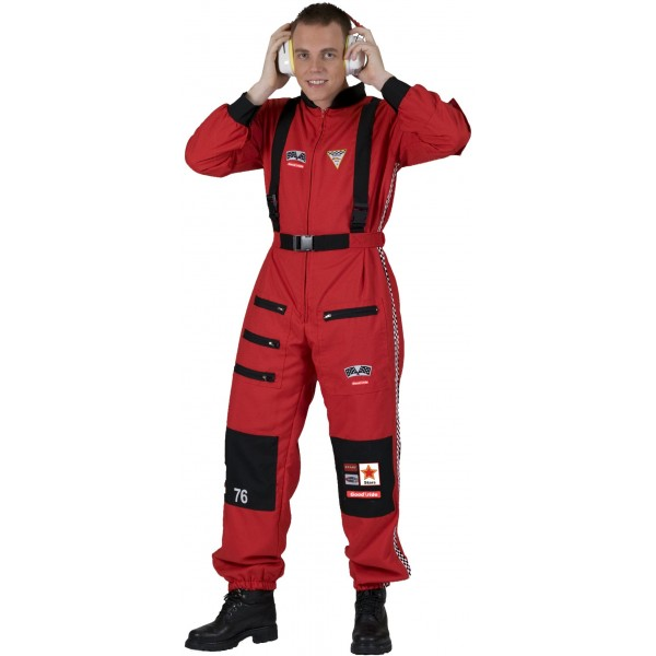 Costume Pilote Automobile - parent-12581