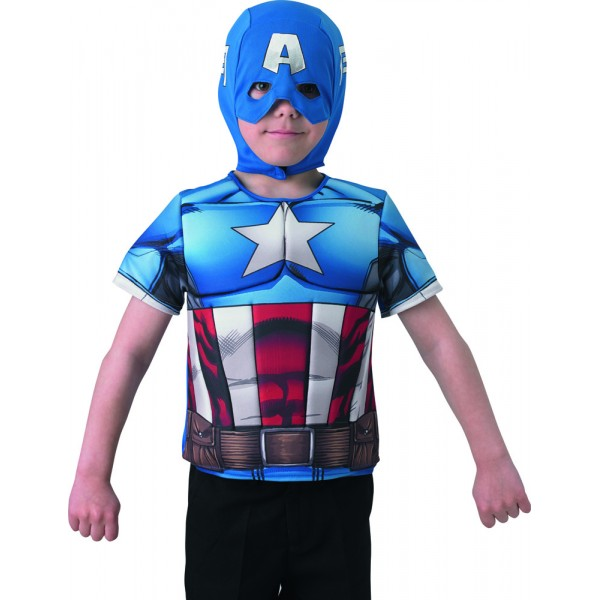Plastron Luxe Captain America™  The Winter Soldier™  - 35156-Parent