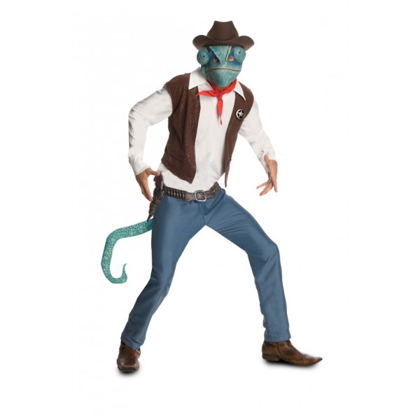 Déguisement de Rango™ le Cow-boy - 880228STD