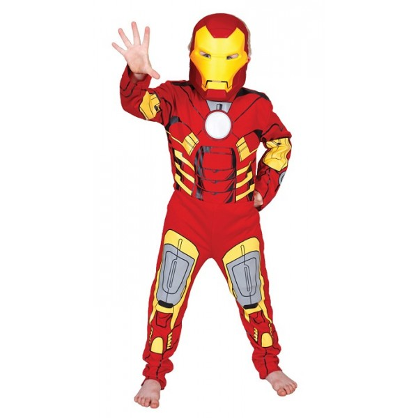 Déguisement Iron Man™ - The Avengers™ - parent-16409