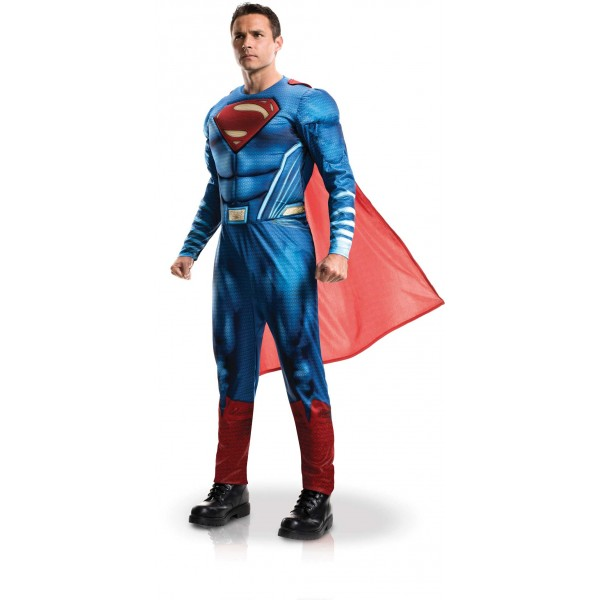 Déguisement Adulte Luxe Superman Dawn Of Justice™  - I-820952STD-Parent