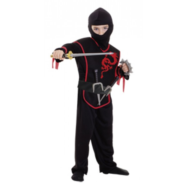 Set Ninja Enfant - CCS00004-Parent