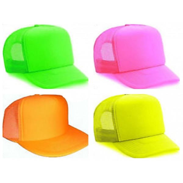 Casquette Fluo - Adulte - 63560-Parent