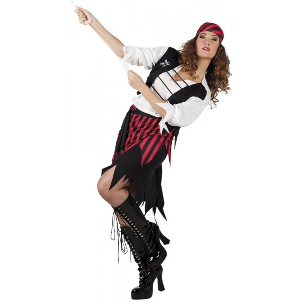 Déguisement Pirate Suzy - Femme - 83844-Parent